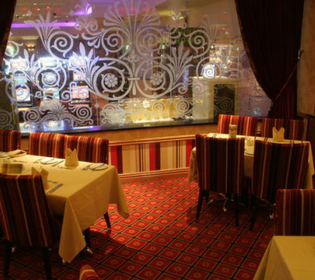 Junction Grill Restaurant, Queens Casino & Hotel
